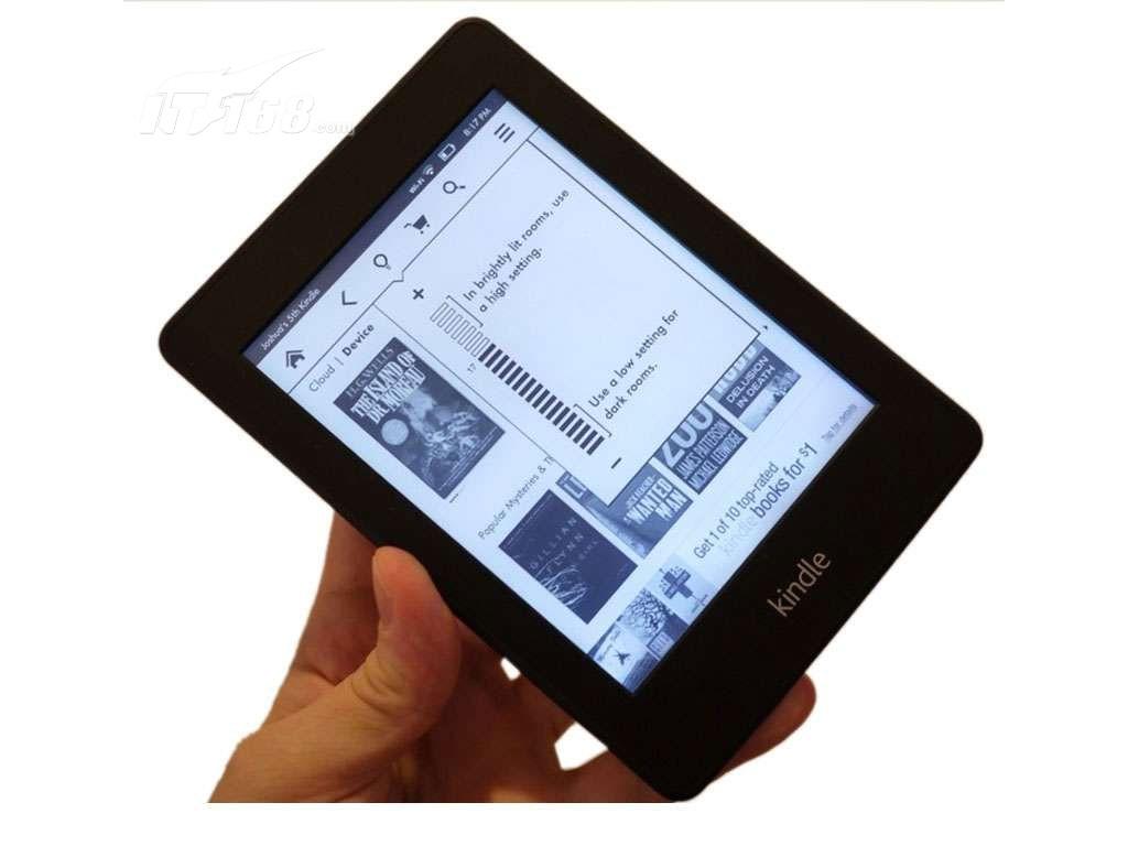 亚马逊kindle paperwhite wifi电子书产品图片14素材