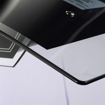 欧式纯黑钢化玻璃吸