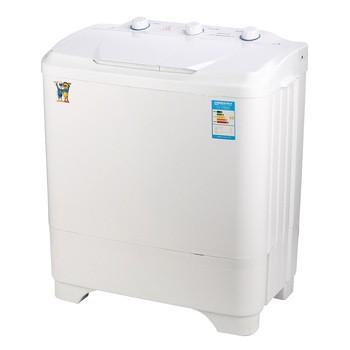 2公斤半自动波轮洗衣机(白色)洗衣
