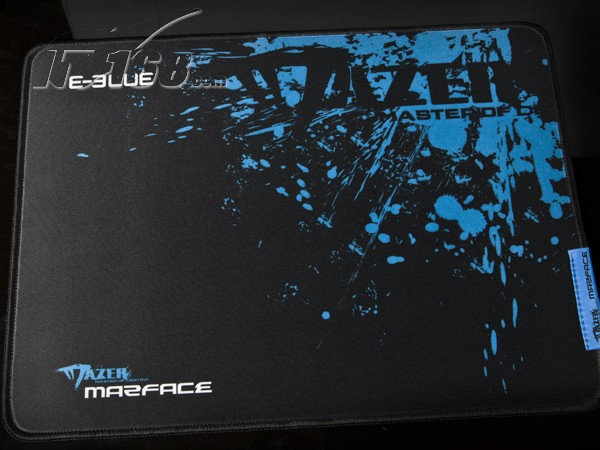 宜博魅影狂蛇操控版游戏鼠标垫系列(xl)鼠标垫产品图片7