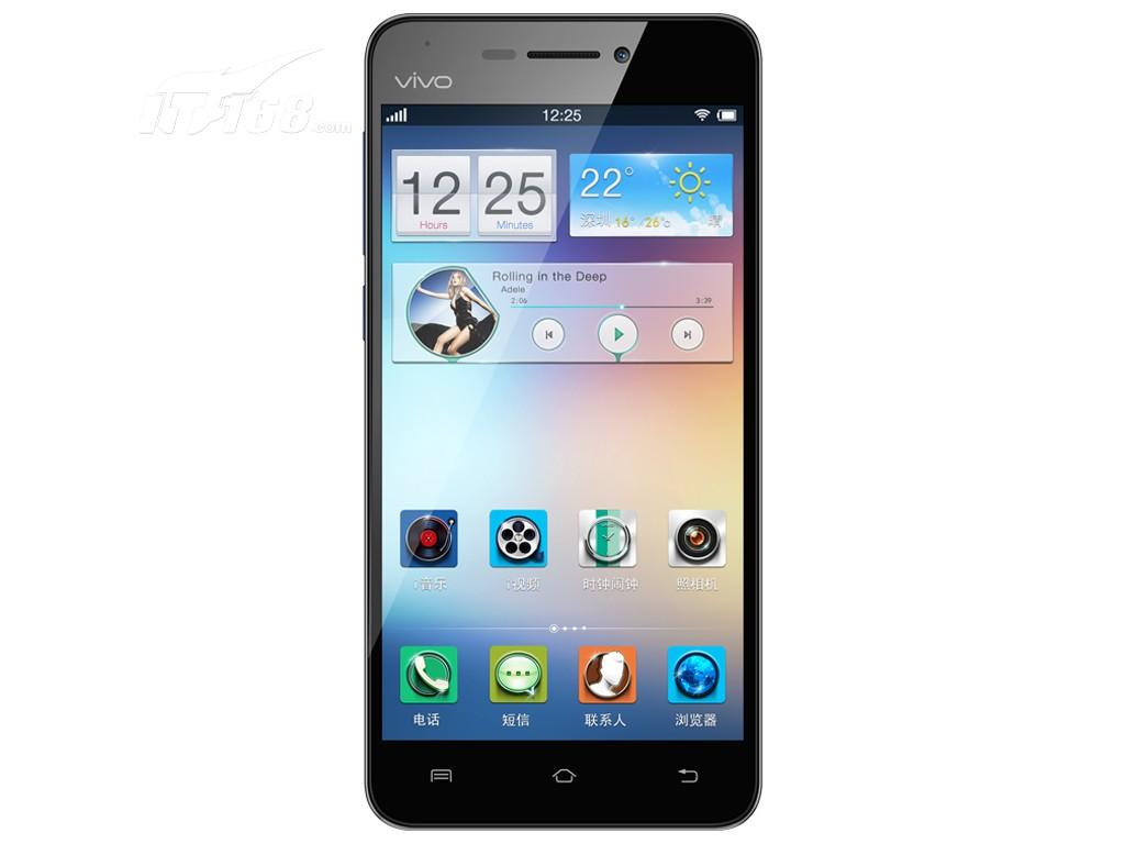 vivox3t 移动3g手机(风尚蓝)td-scdma/gsm双卡双待单