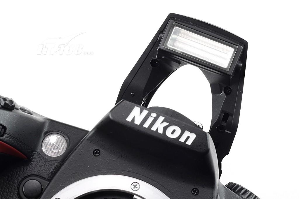 尼康d90 单反机身闪光灯图片素材-it168单反相机图片