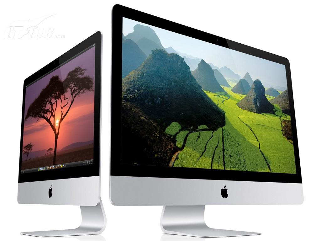 苹果imac(me087ch/a)一体电脑产品图片5素材-it168