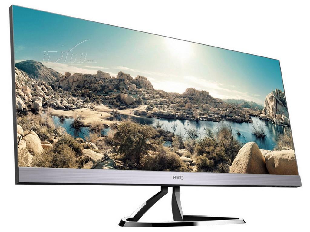 惠科t9000液晶显示器产品图片4素材-it168液晶显示器