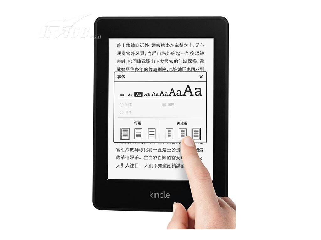 亚马逊全新kindle paperwhite电子书阅读器电子书产品图片3