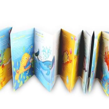 纽曼《神奇的海洋世界》 围栏游戏立体书 .