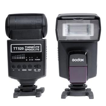 神牛tt520 机顶闪光灯闪光灯/手柄产品图片3素材-it灯