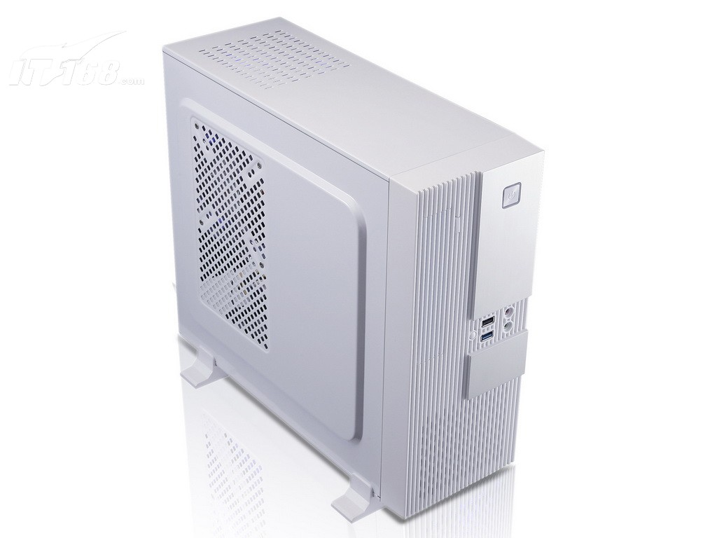 鑫谷雷诺塔mini(冰川银)机箱产品图片7素材-it168机箱