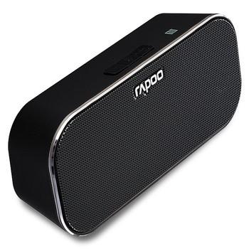 0便携nfc音箱 黑色音箱产品图片2素材