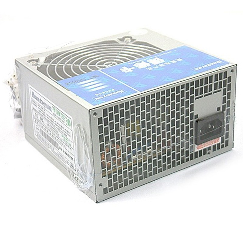 航嘉冷静王10周年纪念版电源产品图片1素材-it168电源