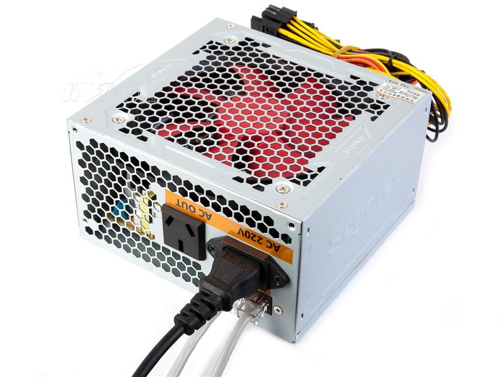 鑫谷网盾500防雷版电源产品图片6素材-it168电源图片