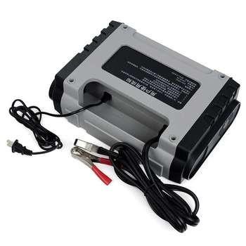 纽福克斯nfa24v汽车电瓶充电器10a客车货车用蓄电池修复器车载电源
