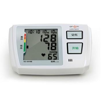 andon电子血压计全自动臂式KD 5918血压计产品图片2素材 IT168血