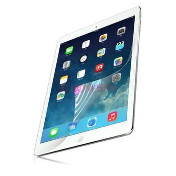 苹果ipadair保护_果珈苹果ipad  air 超高清贴膜 ipad 5高清磨砂防指纹