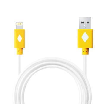 线iphone苹果5/5s/5c数据线发光线sjx08