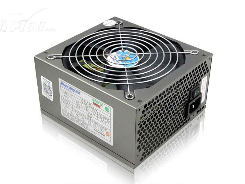 航嘉冷静王至尊版 500w电源产品图片2素材-it168电源