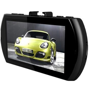 桑迪a86汽车行车记录仪高清夜视1080p .