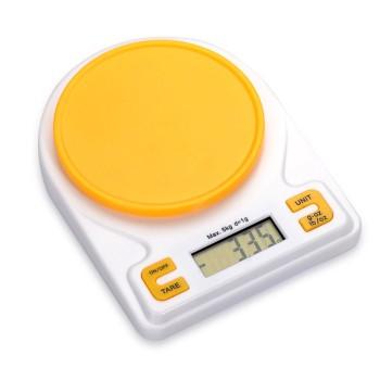 Meilen电子秤厨房秤 家用秤厨房称迷你烘焙秤克秤0.1g 1g分度值 3kg