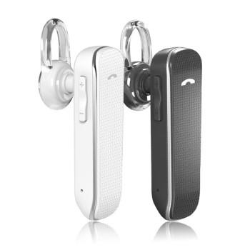 乐迈x3s 蓝牙耳机 适用于苹果/三星/oppo/小米/华为立体声耳机 白色蓝