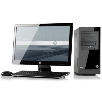 惠普pro3330 mt f4e53pa 商用台式电脑 (i3-3240 4g 500gb ps/2键鼠图片