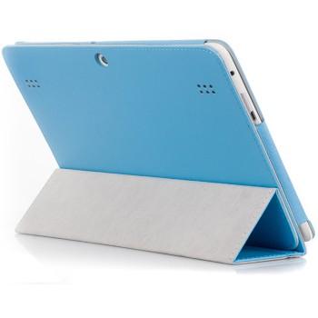 1英寸win8平板电脑皮套v102w保护套 浅蓝色平板电脑配件产品图片2
