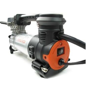 风劲霸汽车轮胎充气泵 大功率静音型打气泵 带led照明灯 t200胎压充气