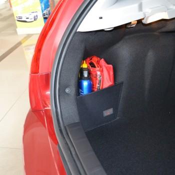 车翼东风雪铁龙世嘉三厢储物箱两厢挡板改装专用后备箱储物收纳置物
