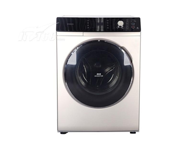 三洋dg-f75366bg 7.5公斤3d变频滚筒洗衣机(玫瑰金)洗衣机产品图片1