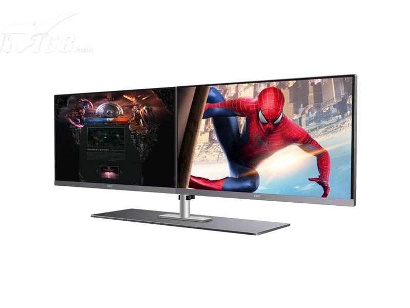 惠科双屏显示器p2液晶显示器产品图片5素材-it168液晶