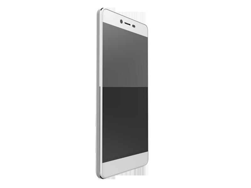 金立f103 韵银白手机产品图片3素材-it168手机图片大全