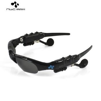 纳百川智能眼镜 n9智能蓝牙眼镜 智能偏光 太阳镜立体