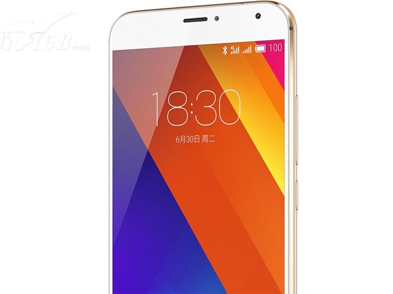 魅族mx5 移动 64g 银白色手机产品图片20素材-it168
