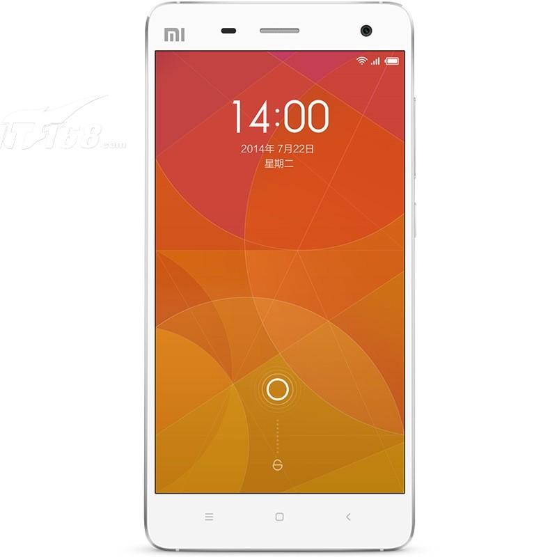小米4 3gb内存版 亮白 移动4g手机手机产品图片2素材