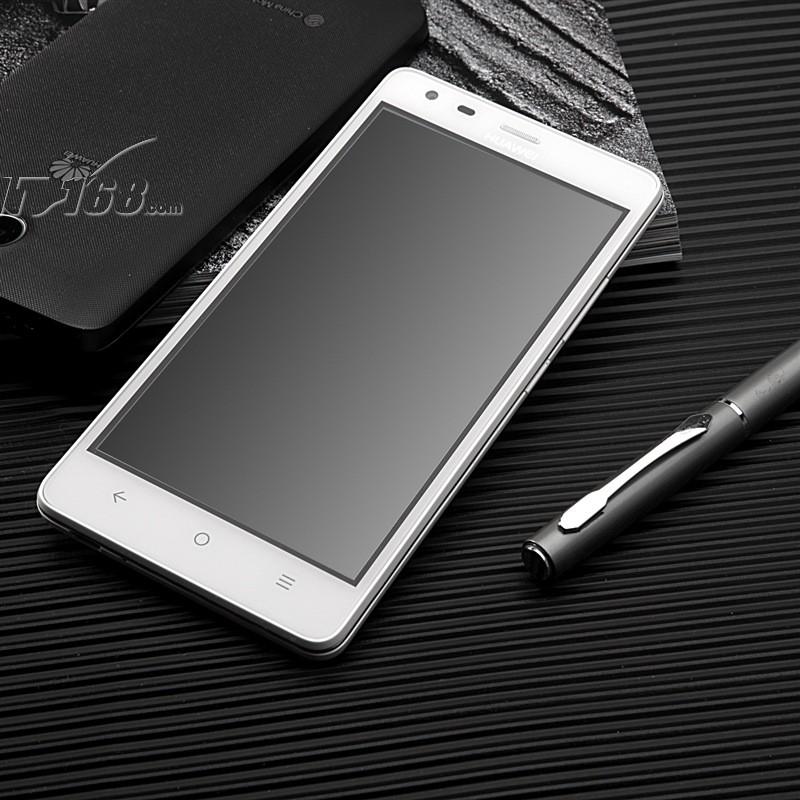 华为g628 白 移动4g手机手机产品图片3素材-it168手机