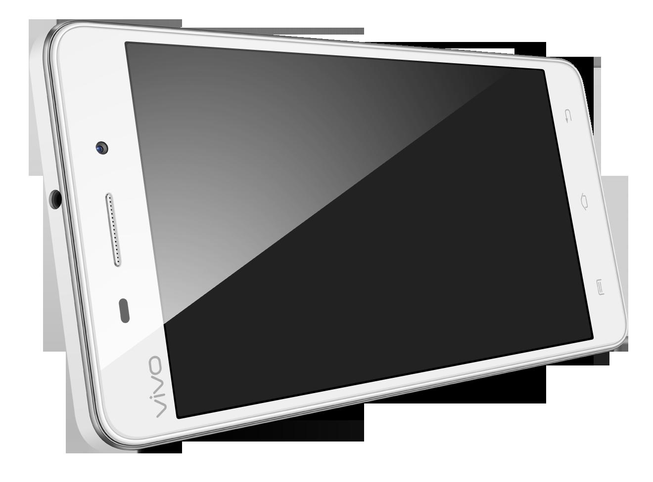 vivoy37 移动4g手机 白色手机产品图片2素材-it168