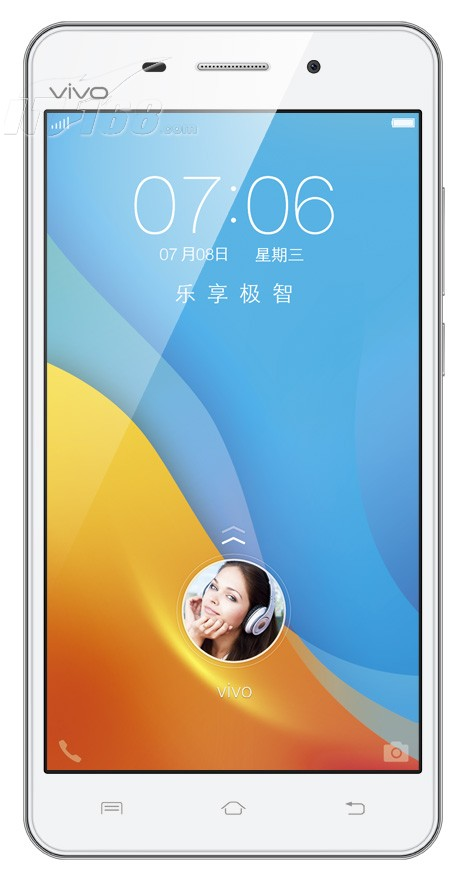 vivoy37 移动4g手机 白色手机产品图片14素材-it168