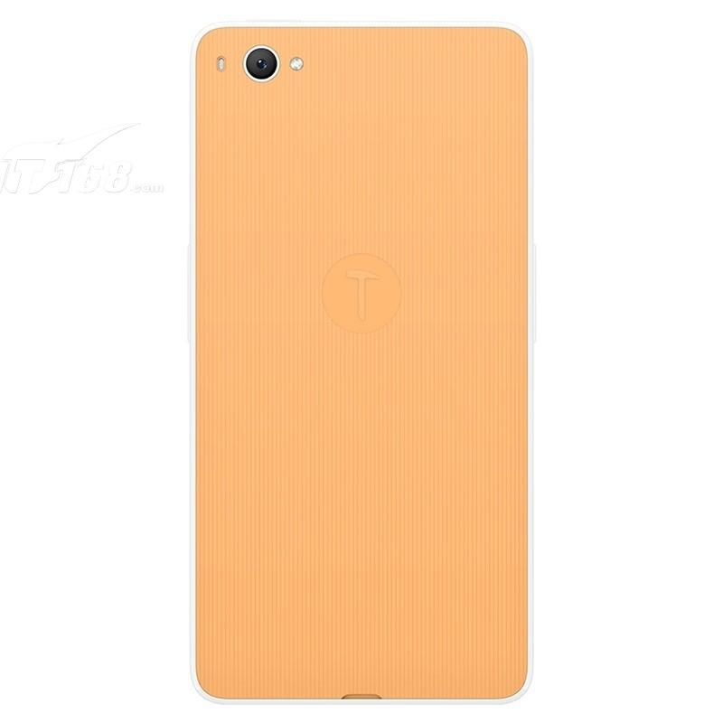 锤子坚果u1 16g 移动联通双4g 橙色手机产品图片8素材
