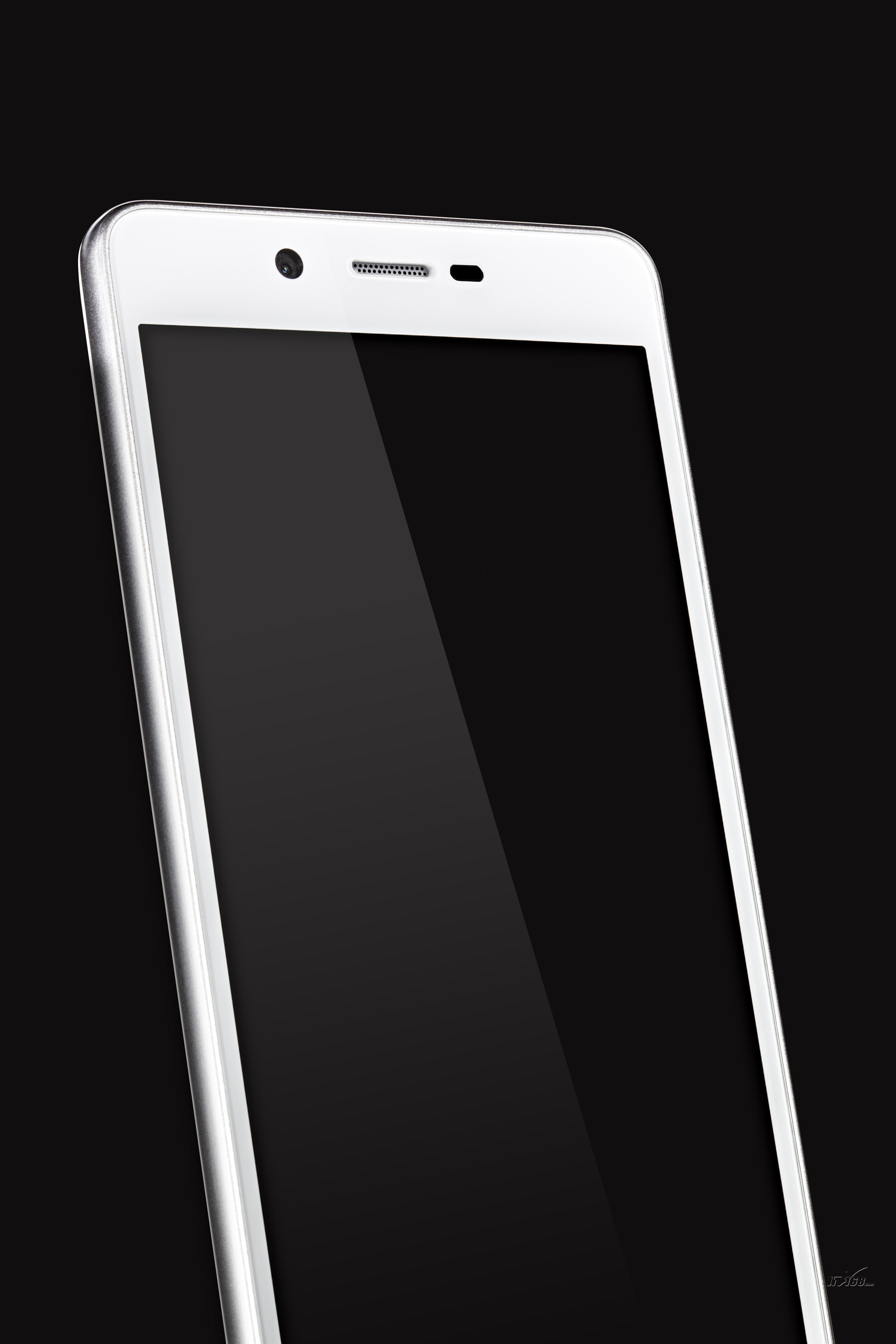 金立gn152 玉石白 移动4g手机产品图片4素材-it168