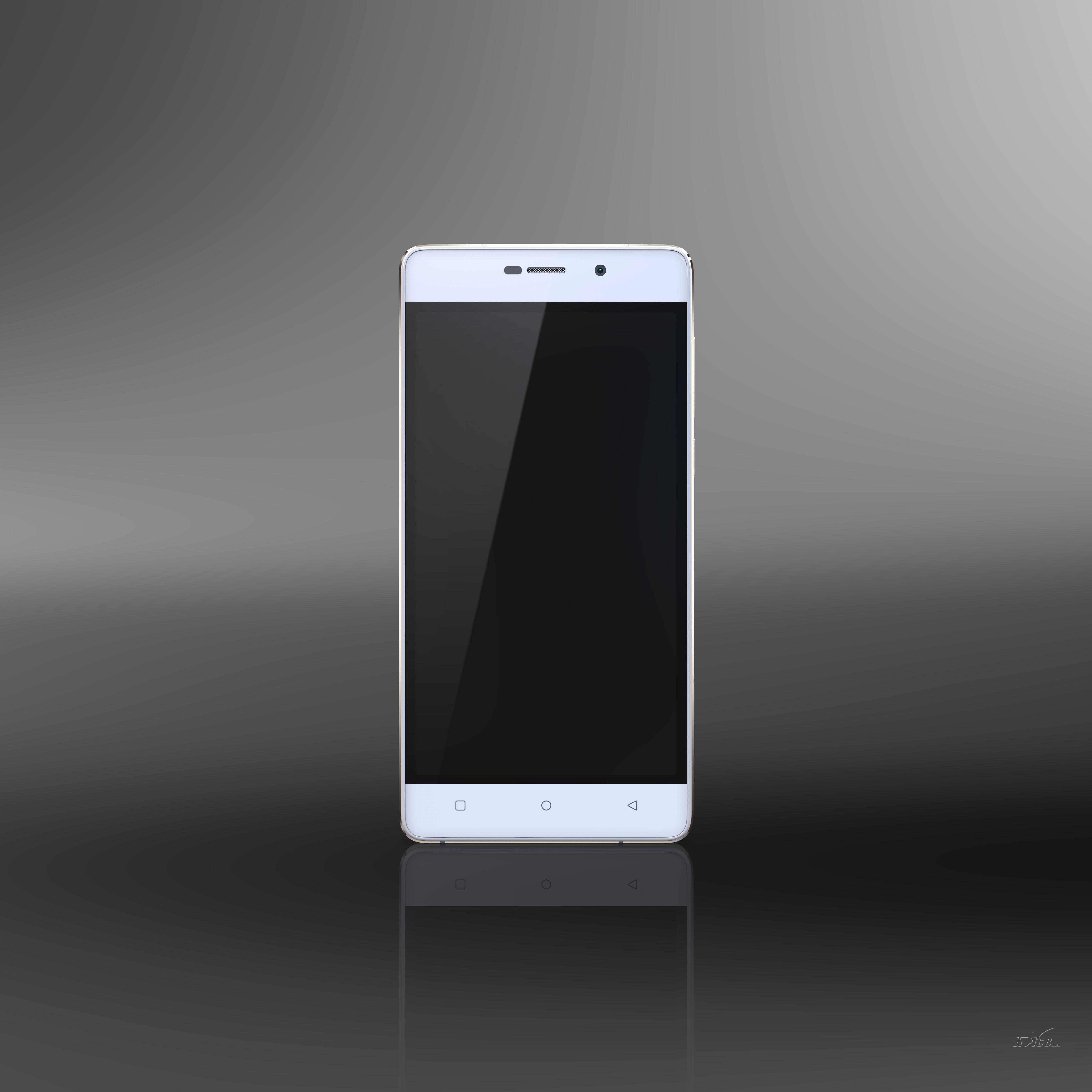 金立m3s 金沙白 4g手机手机产品图片3素材-it168手机