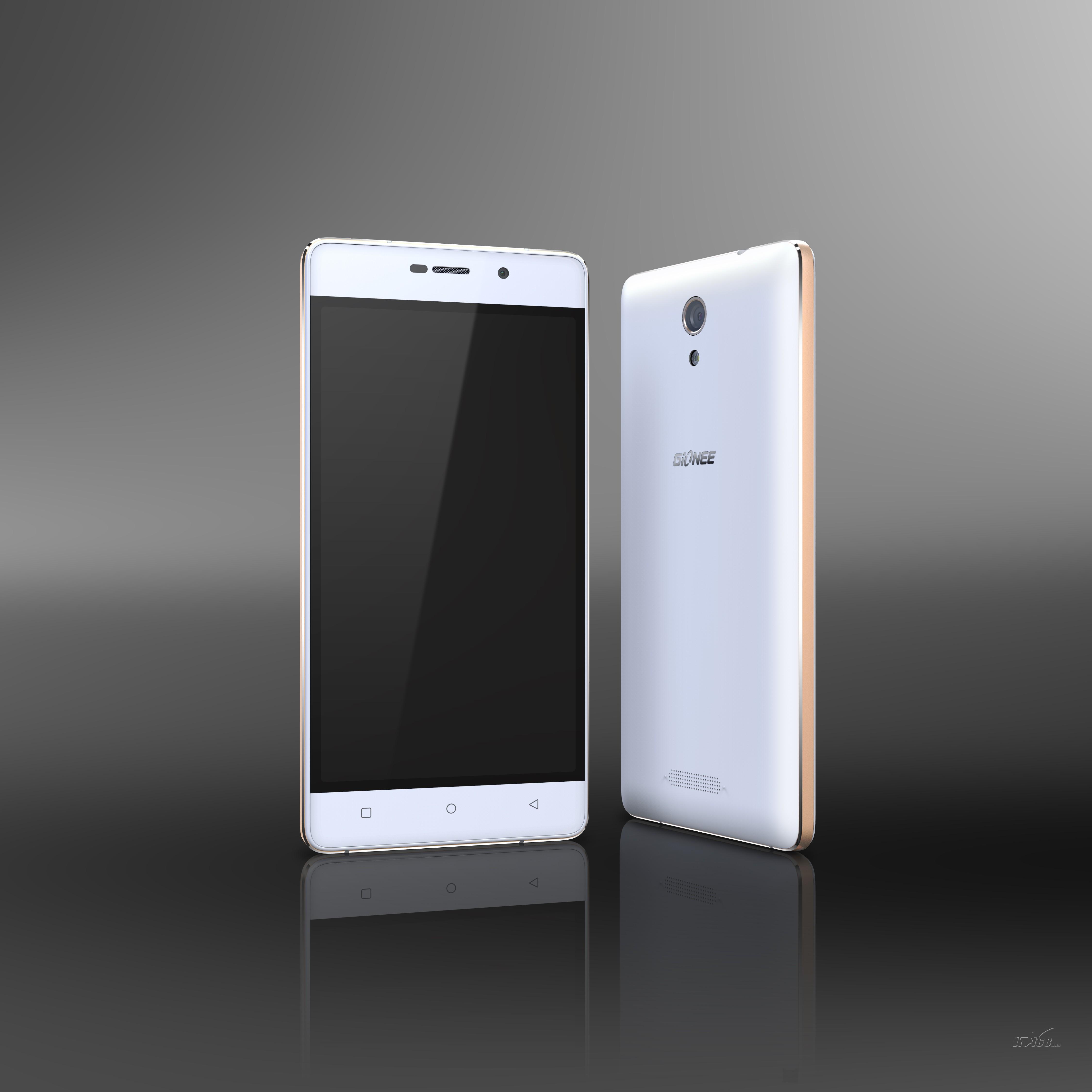 金立m3s 金沙白 4g手机手机产品图片4素材-it168手机