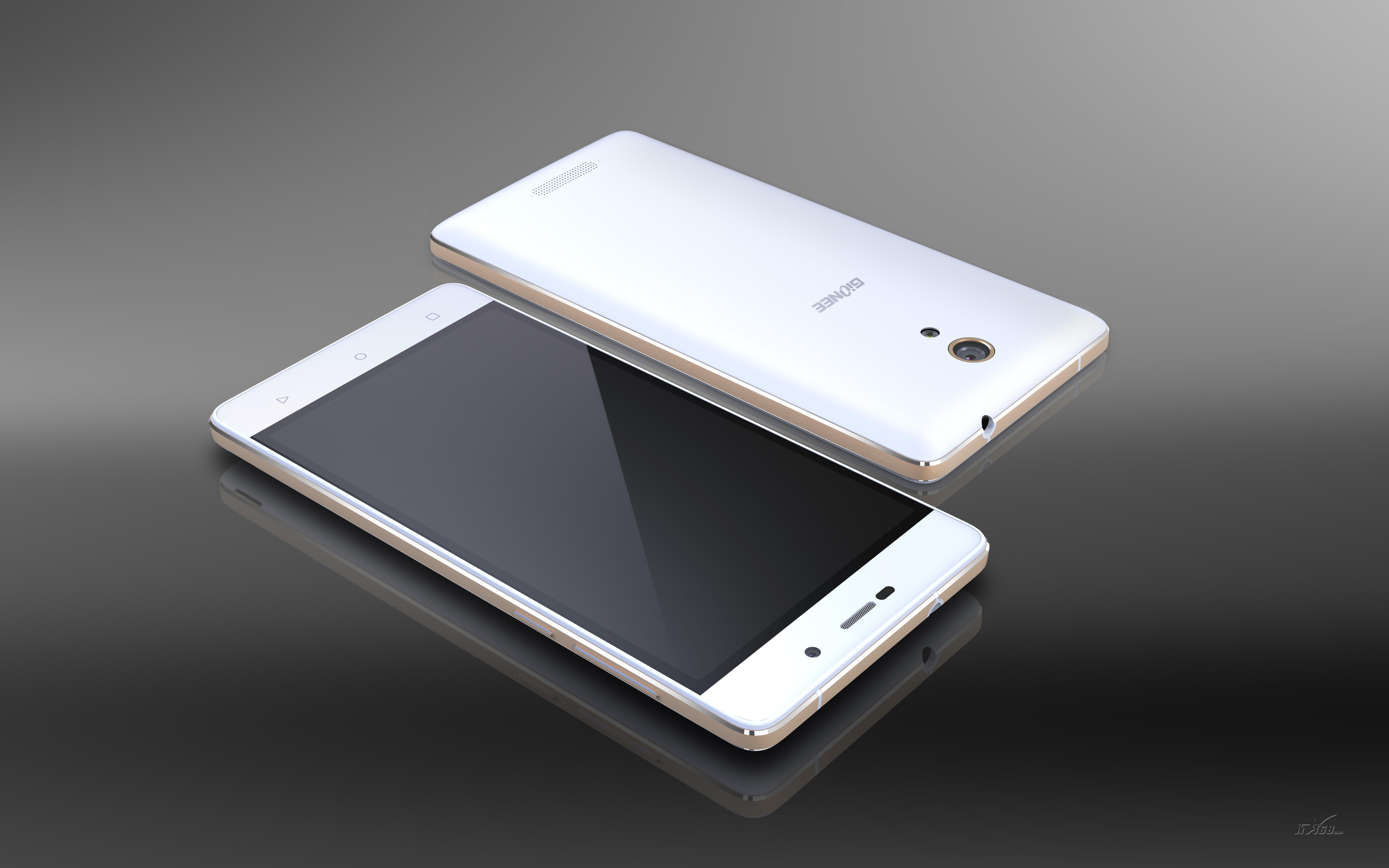 金立m3s 金沙白 4g手机手机产品图片6素材-it168手机