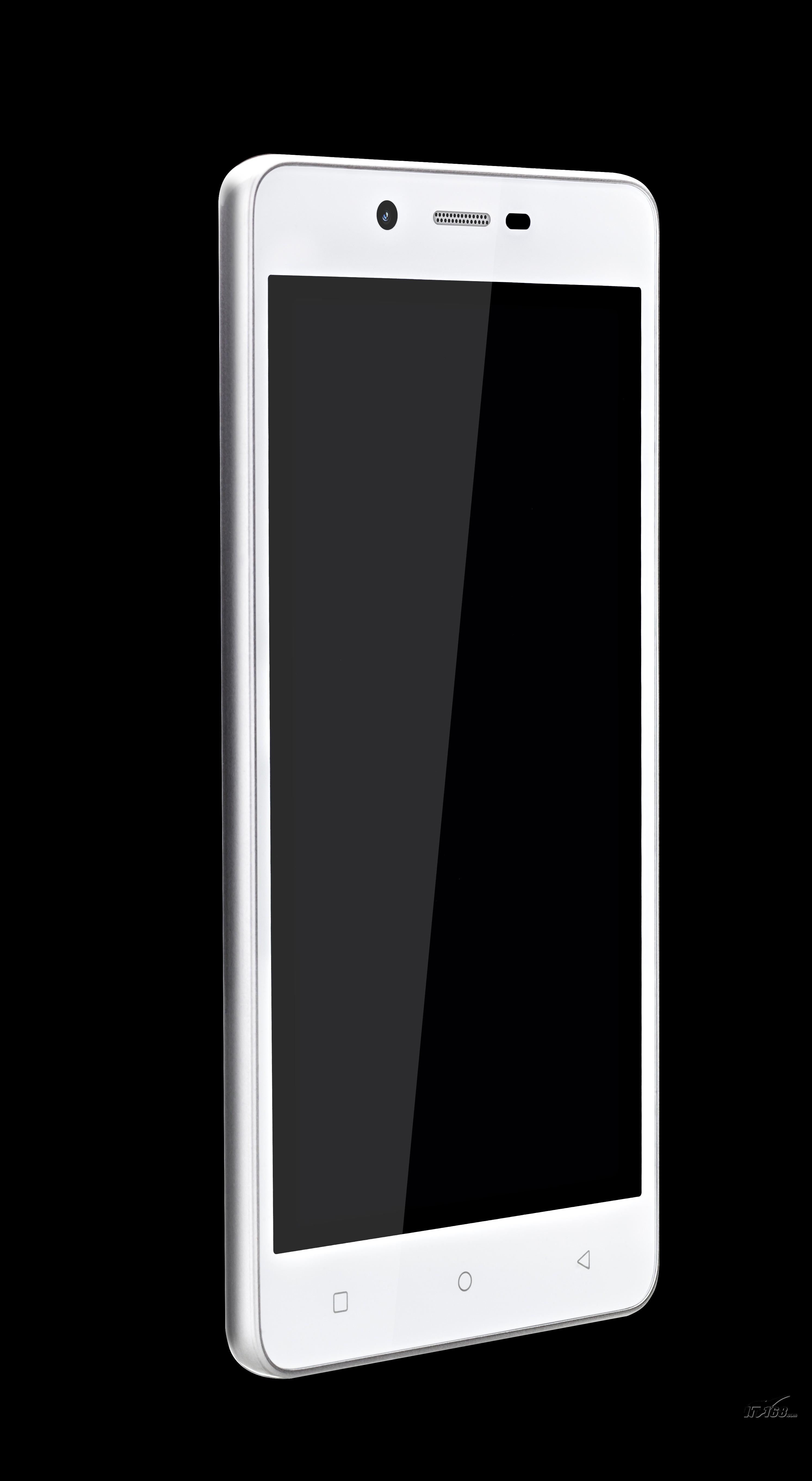 金立gn152 玉石白 移动4g手机产品图片23素材-it168