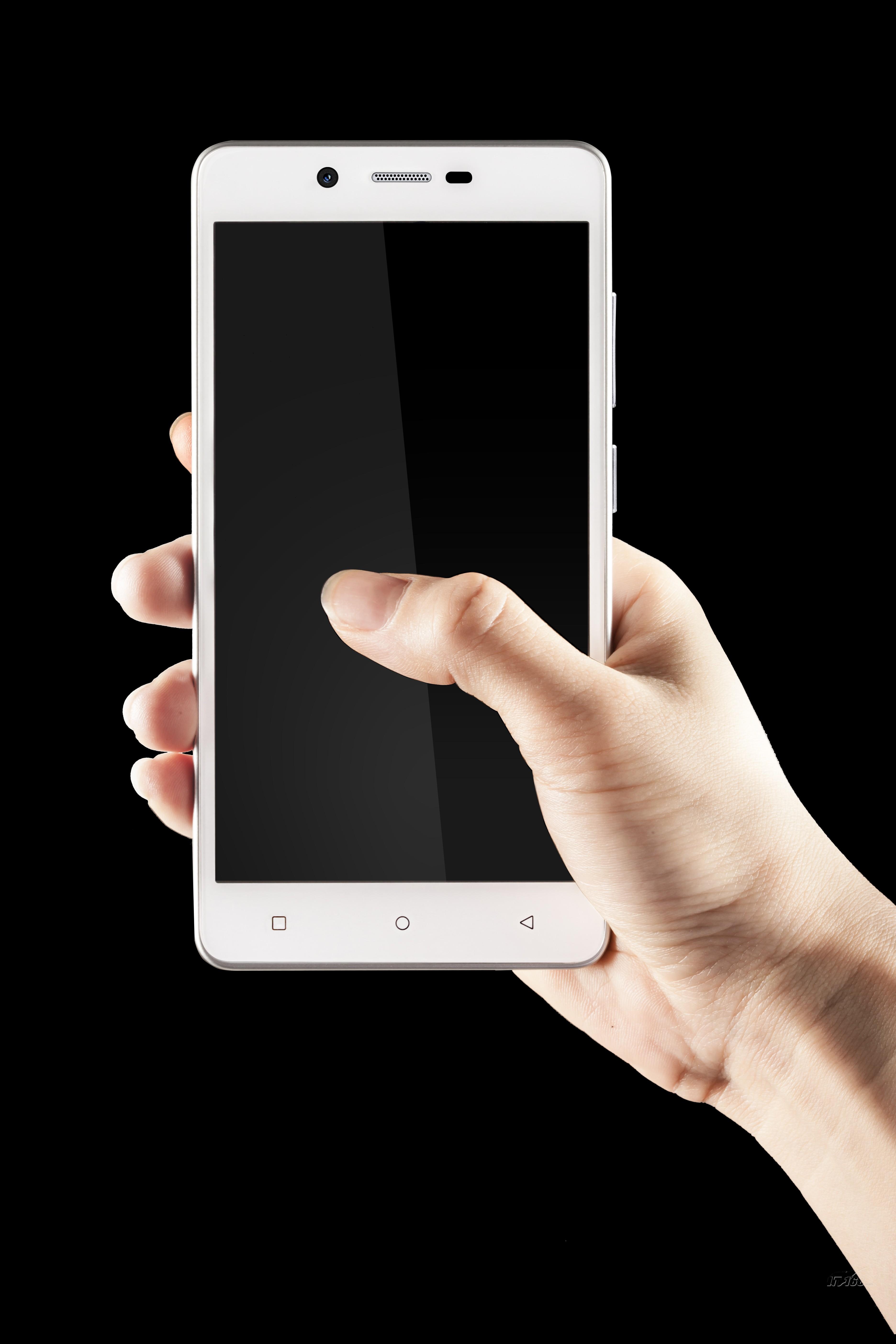 金立gn152 玉石白 移动4g手机产品图片30素材-it168