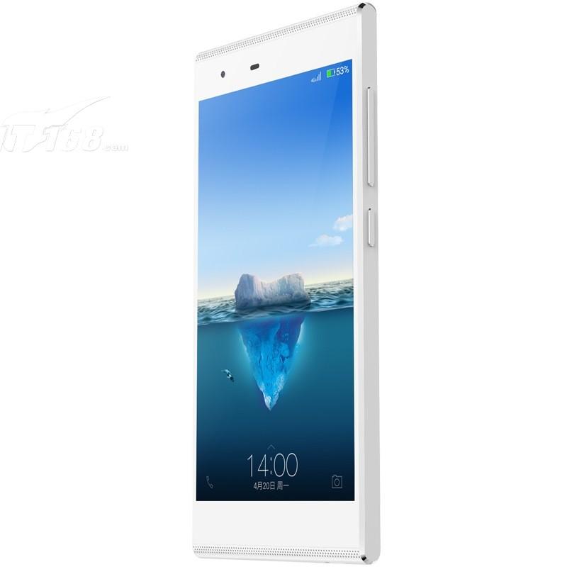 原点yuandian Ⅱ 白色 移动4g手机手机产品图片10素材