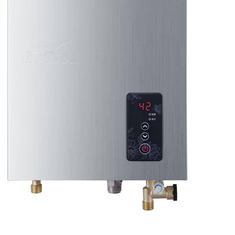 海尔10升a1下鼓增氧 恒温燃气热水器(天然气)热水器9