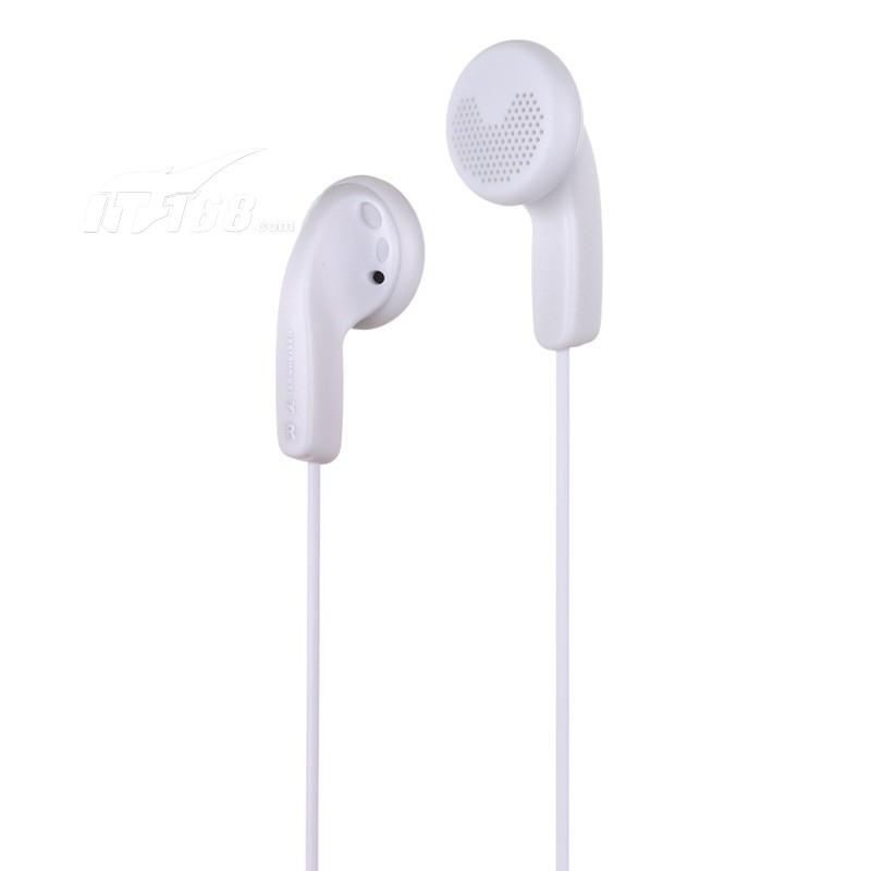 森海塞尔 mx 400 ii white 简约入门型耳机 耳塞 白色