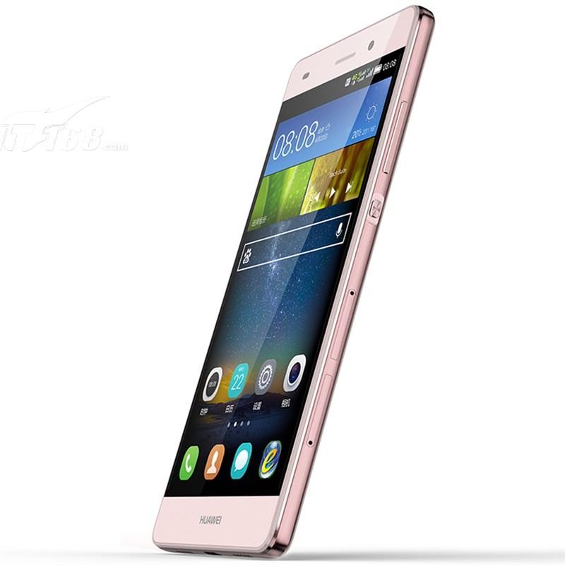 华为p8青春版 粉色 电信4g手机手机产品图片3素材-it