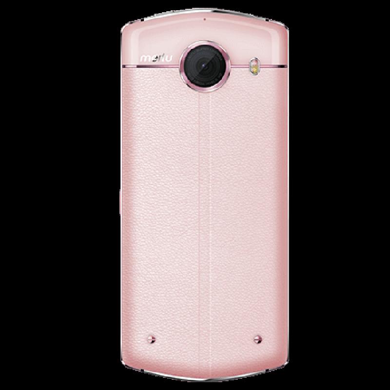 美图v4 标准版 蔷薇粉手机产品图片2素材-it168手机