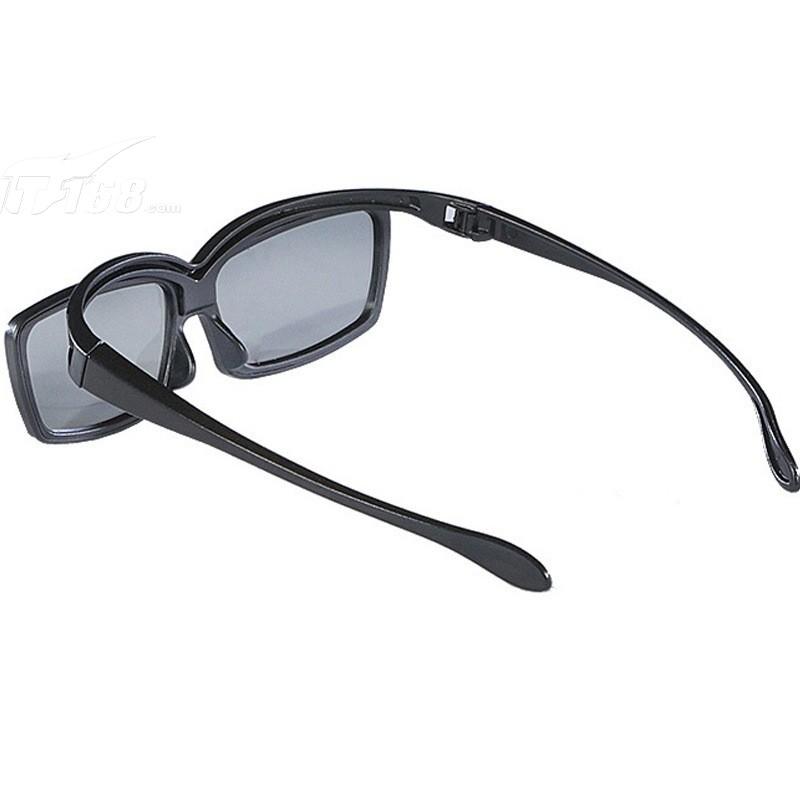 乐视f5000 3d偏光眼镜 (黑色)迷你音响产品图片3素材