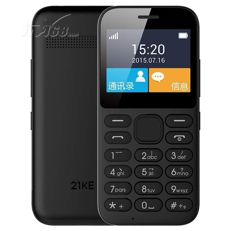 21克f1移动联通2g老人手机 黑色手机产品图片1素材-it